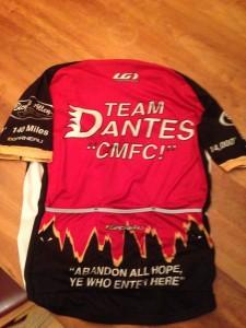 Dante's Kit Rear 2013